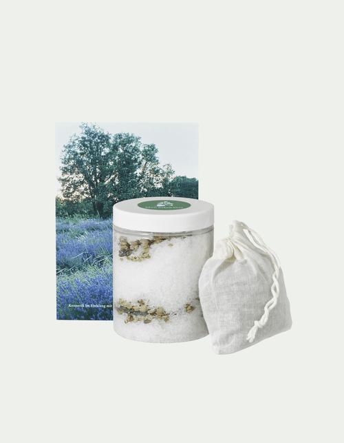 Bain Vert à la Lavande, 300ml