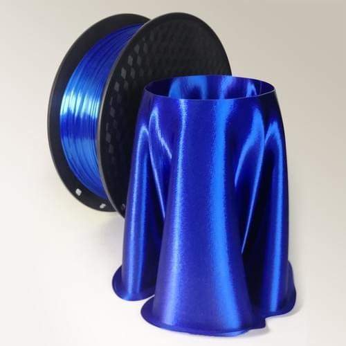 PLA Silk-like Blue