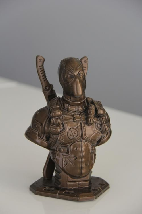 3D Printed Deadpool