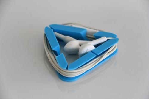 3D Printed Earphones/Phone Holder