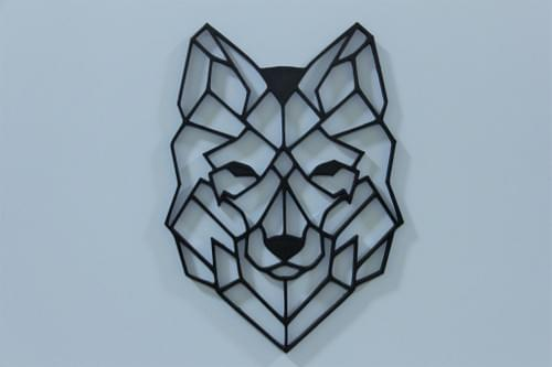3D Printed Wall Art Decoration