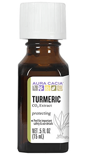 Turmeric (curcuma longa)  CO2 extract .5 fl.oz.