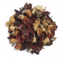 Organic Herbal Orange Spice Tea 1/2 cup