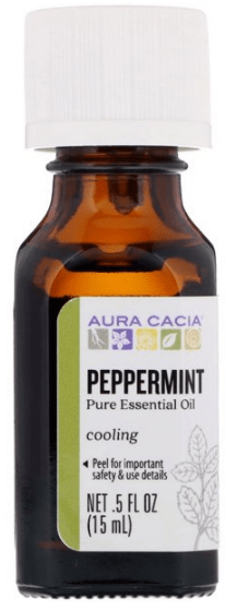 Peppermint (Mentha piperita) Essential Oil .5 fl. oz.