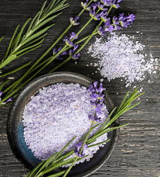 Make It - Take It Gifts!  Weekend Warrior Bath Salts - 8 oz.  December 3rd