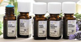 Geranium (Pelargonium graveolens) Essential Oil .5 fl. oz.