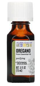 Oregano (Origanum vulgare) Essential Oil .5 fl. oz.