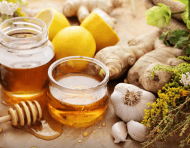Herbal Recipes X 3 (make one to take home)  Herbs and Honey  Nov. 13th