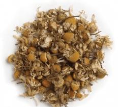 Organic German Chamomile Flowers - Matricaria recutita 1 cup