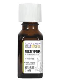 Eucalyptus (Eucalyptus globulus) Essential Oil .5 fl. oz
