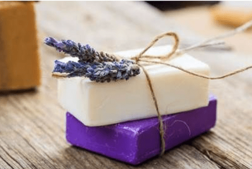 Melt and Pour Soap Making (make 6 bars) with Katherine Justice $30 Nov. 6th