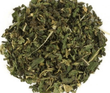 Organic Nettle Leaf - Urtica dioica 1 cup
