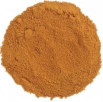 Organic Turmeric Root Powder - Curcuma longa L. 1/2 cup