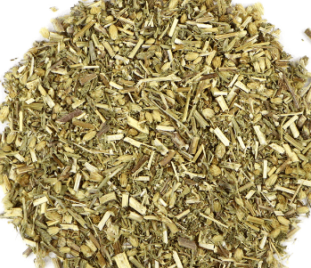 Organic Yarrow Flower (cut and sifted) - Achillea millefolium L. 1/2 cup