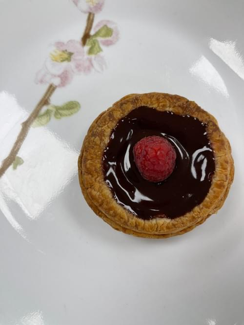 Raspberry Mascarpone Tartlet