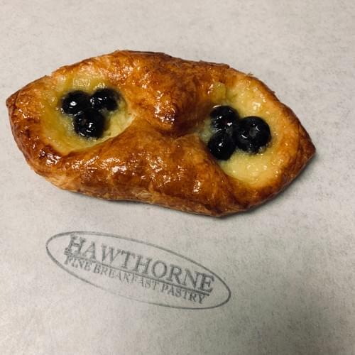 Lemon Curd Danish