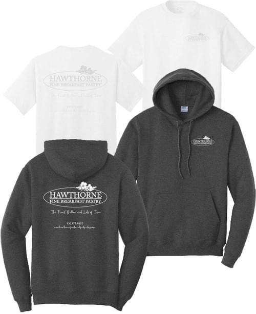 Hawthorne Hoodie - Dark Grey