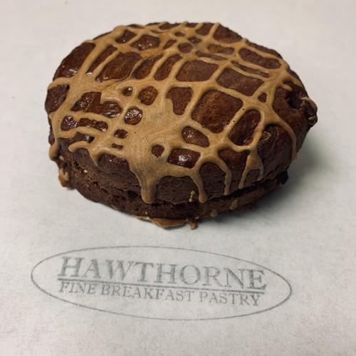 Mocha/Chocolate Chunk Scone