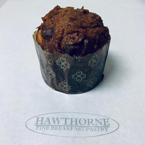 Apple Walnut Muffin