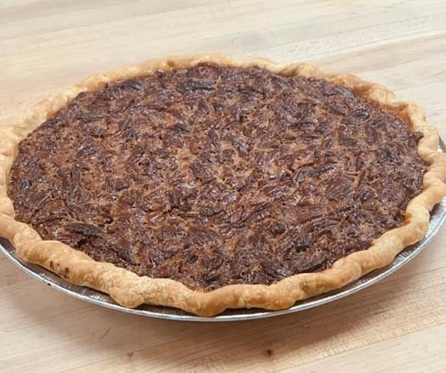 """12"""" Deep Dish Pecan Pie"""