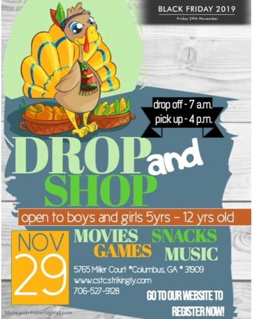 Drop and Shop 2019