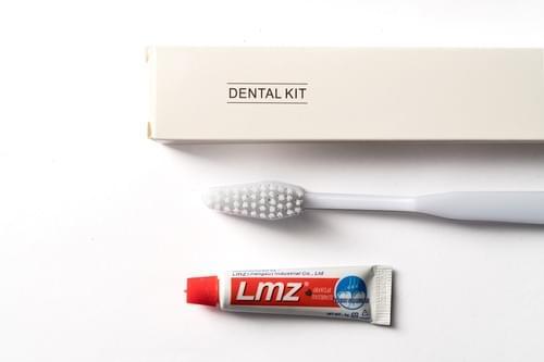 Dental Kit in Glossy Box