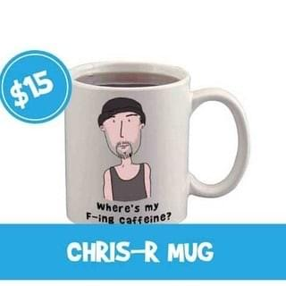 Where's My F-ing Caffeine Mug