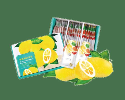 檸檬酵素禮盒 ( 30日隨身輕系列 )