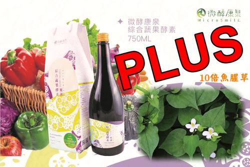 綜合蔬果酵素 ( 家庭享樂系列 )