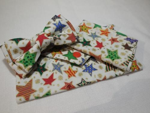 Papillon e Pochette - Bow tie and Pocket square