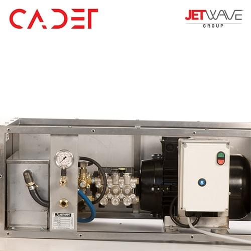 Jetwave Cadet  Stationary
