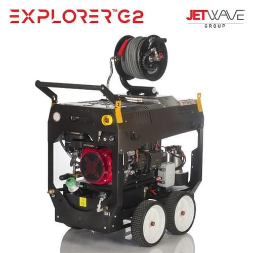 Jetwave Explorer G2P