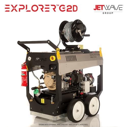 Jetwave Explorer G2D