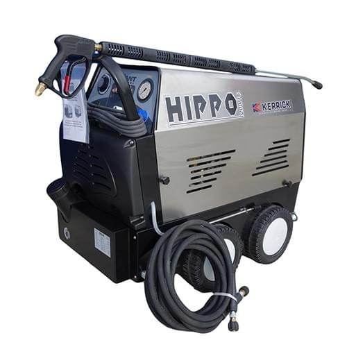 Hippo Hot Water Pressure Washer 3 Phase 3000 psi