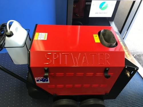 Spitwater 10-120H Hot/Cold Pressure Cleaner (1 only at Sale Price)