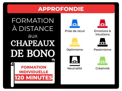 FORMATION INDIVIDUELLE APPROFONDIE personnalisée + à distance - 120 minutes - Créneau de votre choix