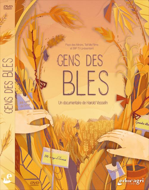 DVD GENS DES BLES + 2 bonus