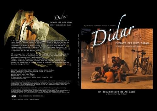 DVD DIDAR - ENFANTS DES RUES D'IRAN - STREET CHILDREN OF IRAN (52 min)