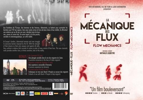 DVD LA MECANIQUE DES FLUX / FLOW MECHANICS + NO COMMENT