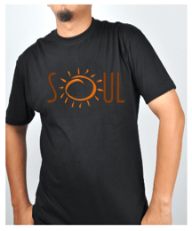 SOUL Sisters and SOUL Men T-shirts