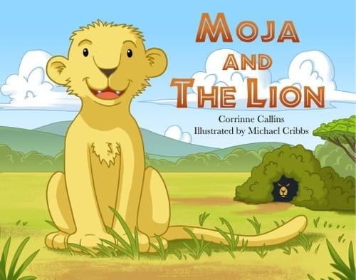 Moja and the Lion
