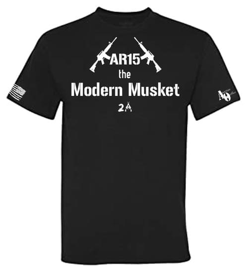 American Outlaw Modern Musket Tee