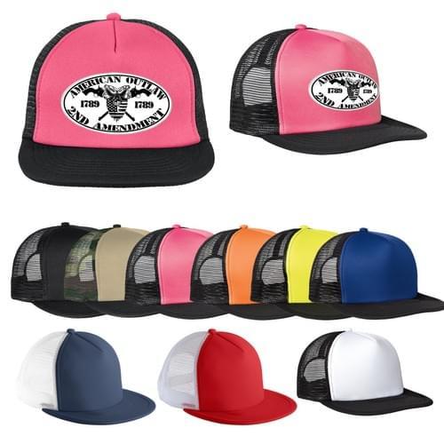 American Outlaw Trucker Hat