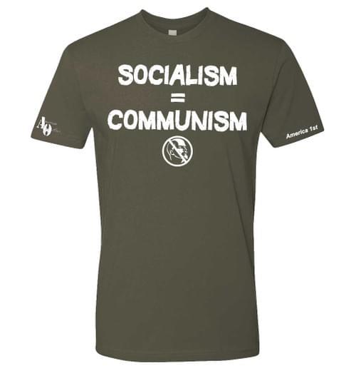 Socialism is Communism Tee