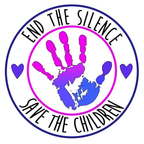 Save The Children Decal
