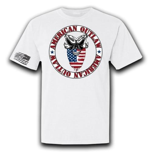 "American Outlaw ""New-Design"" Tee"