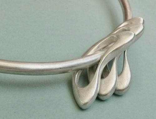 Infinity Mini Signature Charm Bangle