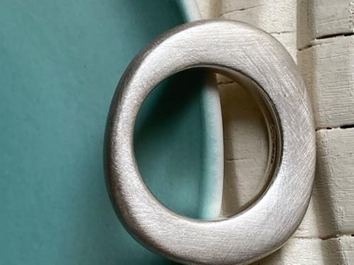 Infinity Sea Calamari Neckpiece