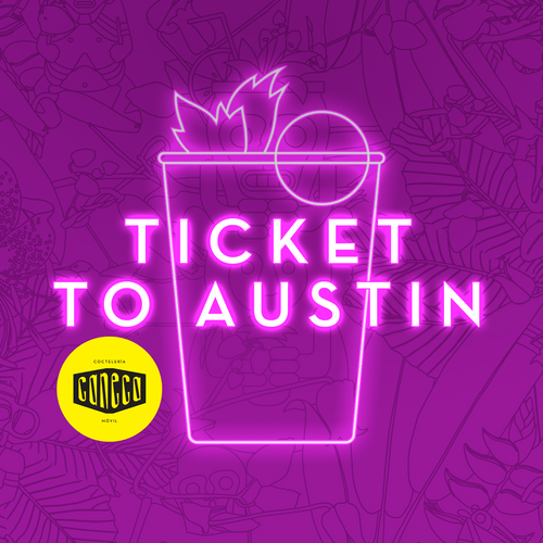 Ticket to Austin | Delivery