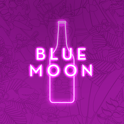 Blue Moon Bottle | Delivery